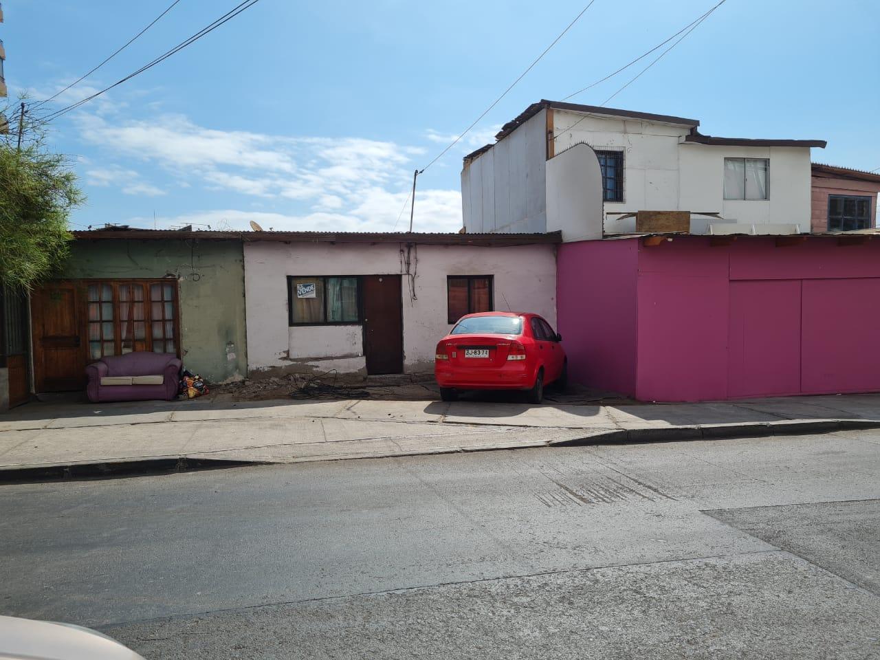 Amplia casa terreno en venta